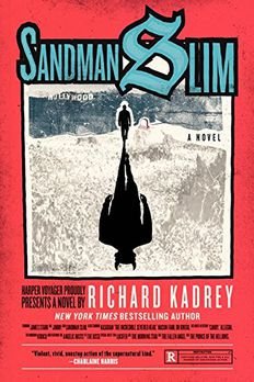Sandman Slim book cover