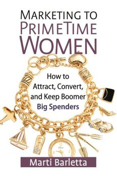 Marketing to PrimeTime Women book cover