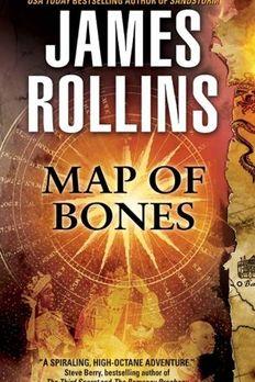 Map of Bones book cover