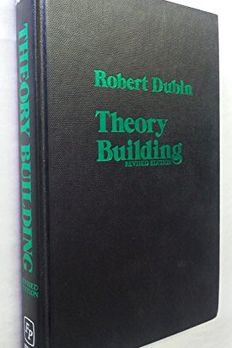 Theory Building book cover