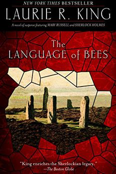The Language of Bees book cover