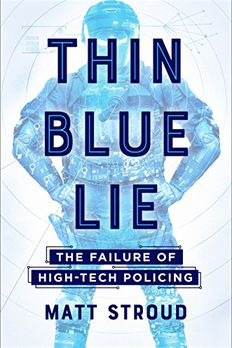 Thin Blue Lie book cover
