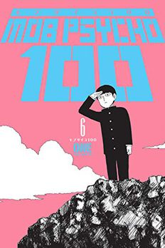 Mob Psycho 100 Volume 6 book cover