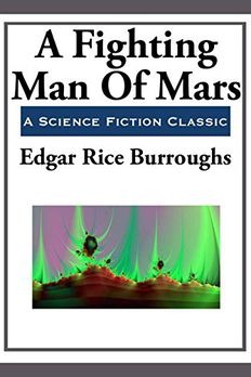 A Fighting Man of Mars book cover