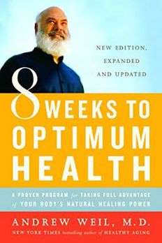 8 Weeks to Optimum Health book cover
