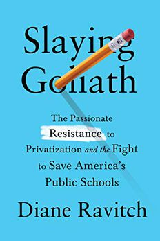 Slaying Goliath book cover