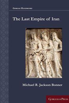The Last Empire of Iran book cover