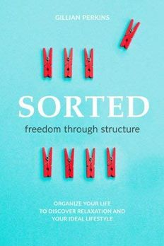 Sorted book cover