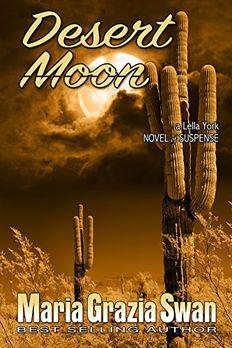 Desert Moon book cover