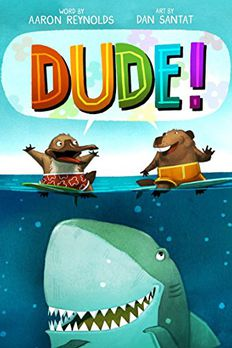 Dude! book cover