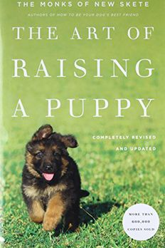 The Art of Raising a Puppy book cover