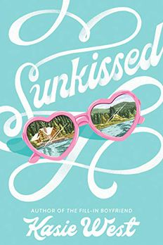 Sunkissed book cover