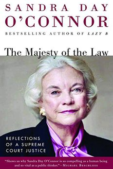 The Majesty of the Law book cover