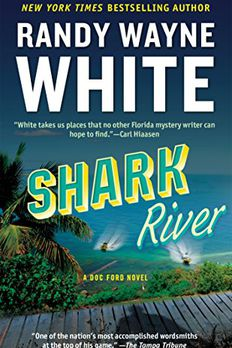 Shark River book cover