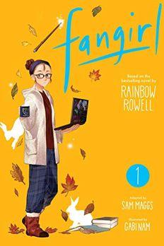 Fangirl, Vol. 1 book cover