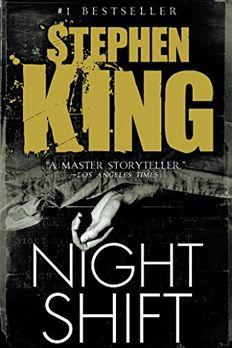 Night Shift book cover