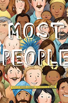 Most People book cover