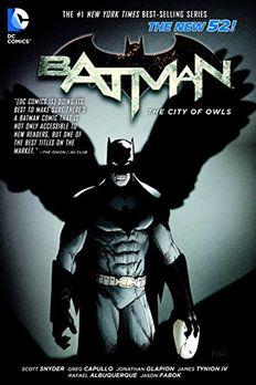 Batman Vol. 2 book cover