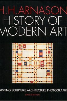 History of Modern Art book cover