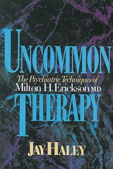 Uncommon Therapy book cover