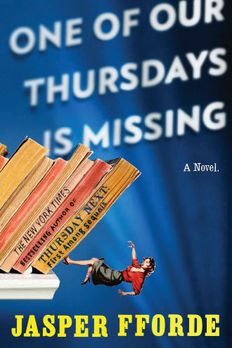 One of Our Thursdays Is Missing book cover