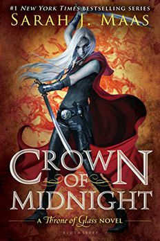 Crown of Midnight book cover