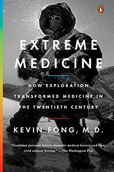 Extreme Medicine book cover