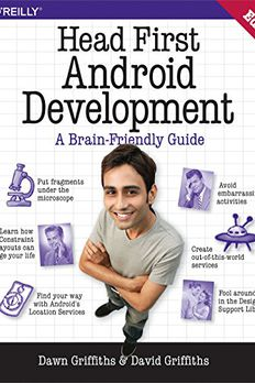 Head First Android Development book cover