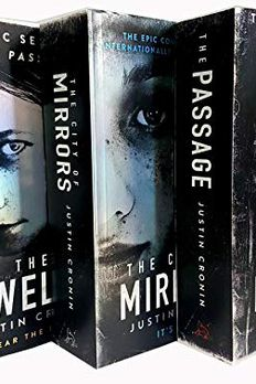 Justin Cronin The Passage Trilogy 3 Books Collection Set book cover