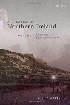 A Treatise on Northern Ireland, Volume III book cover