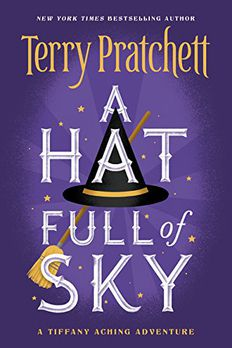 A Hat Full of Sky book cover