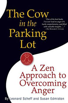 The Cow in the Parking Lot book cover