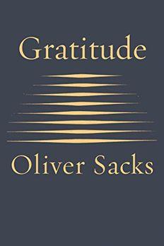 Gratitude book cover