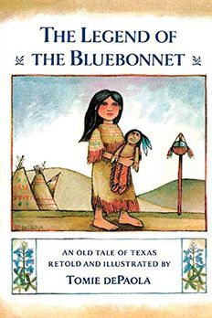 The Legend of the Bluebonnet book cover