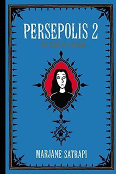Persepolis 2 book cover