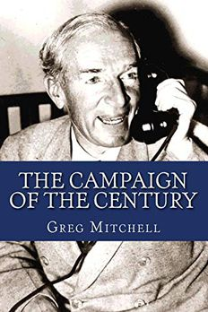 The Campaign of the Century book cover