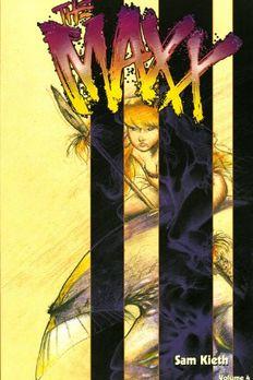The Maxx, Vol. 4 book cover