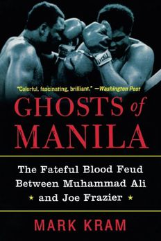 Ghosts of Manila book cover