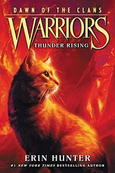 Thunder Rising book cover