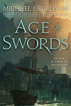 Age of Swords book cover