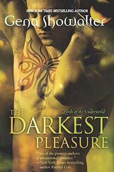 The Darkest Pleasure book cover