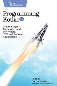 Programming Kotlin book cover