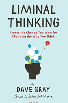 Liminal Thinking book cover