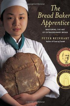 The Bread Baker's Apprentice book cover