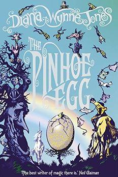 Pinhoe Egg book cover