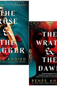 The Rose and the Dagger & The Wrath and the Dawn By Renée Ahdieh 2 Books Collection Set book cover