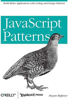 JavaScript Patterns book cover