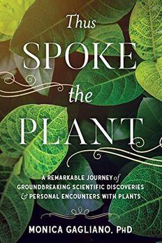Thus Spoke the Plant book cover