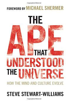The Ape that Understood the Universe book cover