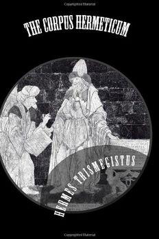 Corpus Hermeticum book cover